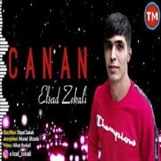 دانلود آهنگ ترکی جانان به نام الشاد زکالی