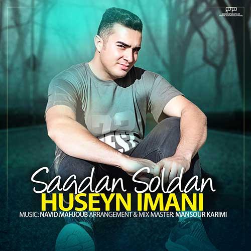 دانلود آهنگ ترکی حسین ایمانی بنام ساغدان سولدان