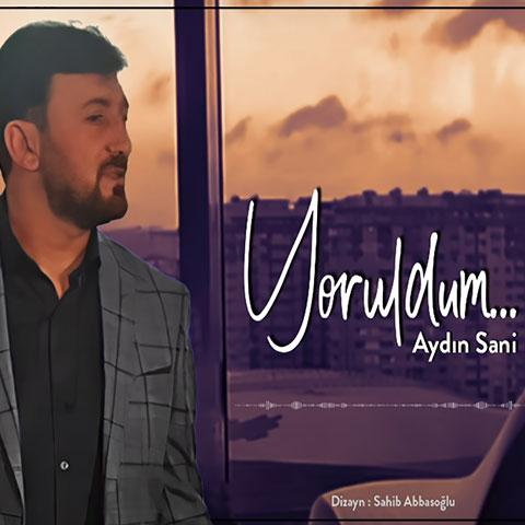 دانلود آهنگ ترکی آیدین سانی بنام یورولدوم