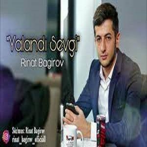 دانلود آهنگ ترکی رینات باقروف بنام یالاندی سئوگی