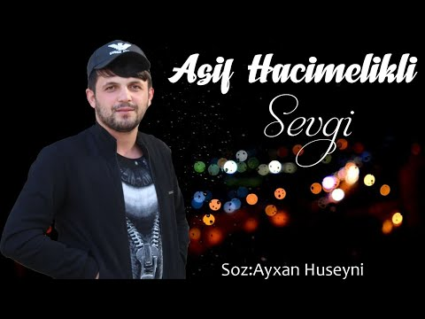 دانلود آهنگ ترکی آصف حاجی ملکی بنام سئوگی